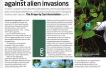Managing Alien Invasive Species