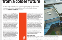 Improving the Thermal Performance of Flat roofs