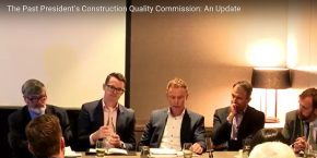 The Past President's Construction Quality Commission: An Update