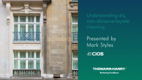 Understanding Dry, Non-Abrasive Facade Cleaning