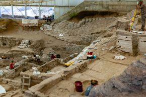 Archaeology in Construction