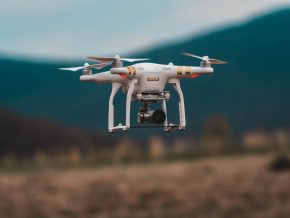 Drones – Benefits in the built environment